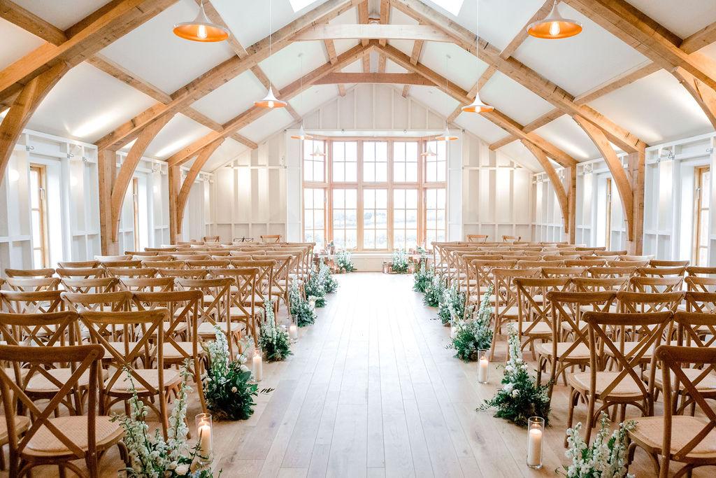 Wedding Ceremony at Hyde House- Jonna Briggs, Charlotte Elizabeth